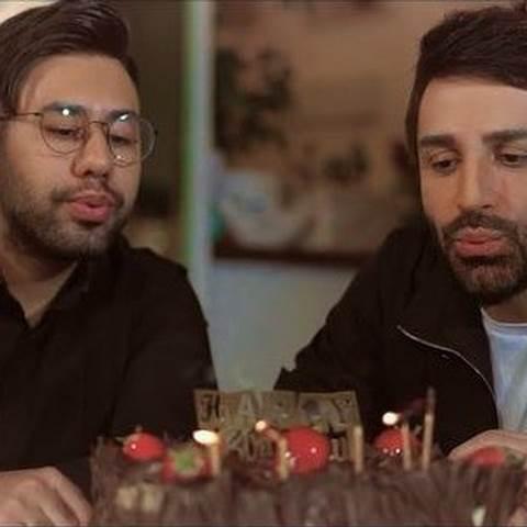 علی لهراسبی و محمد لطفی نفس جان