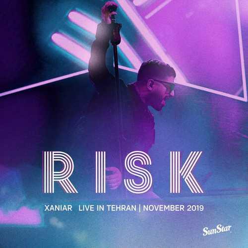 اجرای زنده زانیار خسروی ریسک